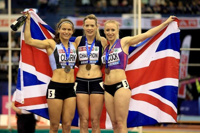 British Indoor Champs 2018